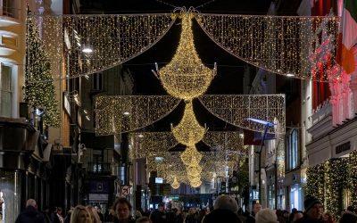 Club Outing – Xmas Lights Dublin