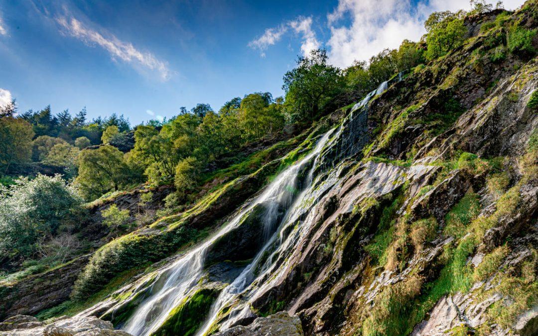 Club Outing – Powerscourt Waterfall